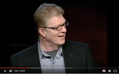 Sir Ken Robinson – Do schools kill creativity?