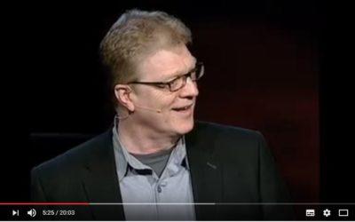 Sir Ken Robinson – Est-ce que l'école tue la créativité ?