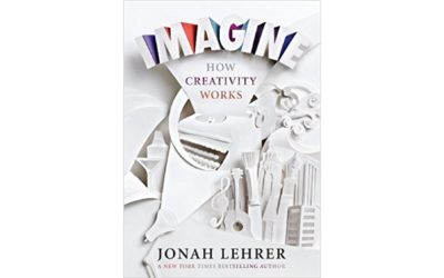 Jonah Lehrer – Imagine (book)