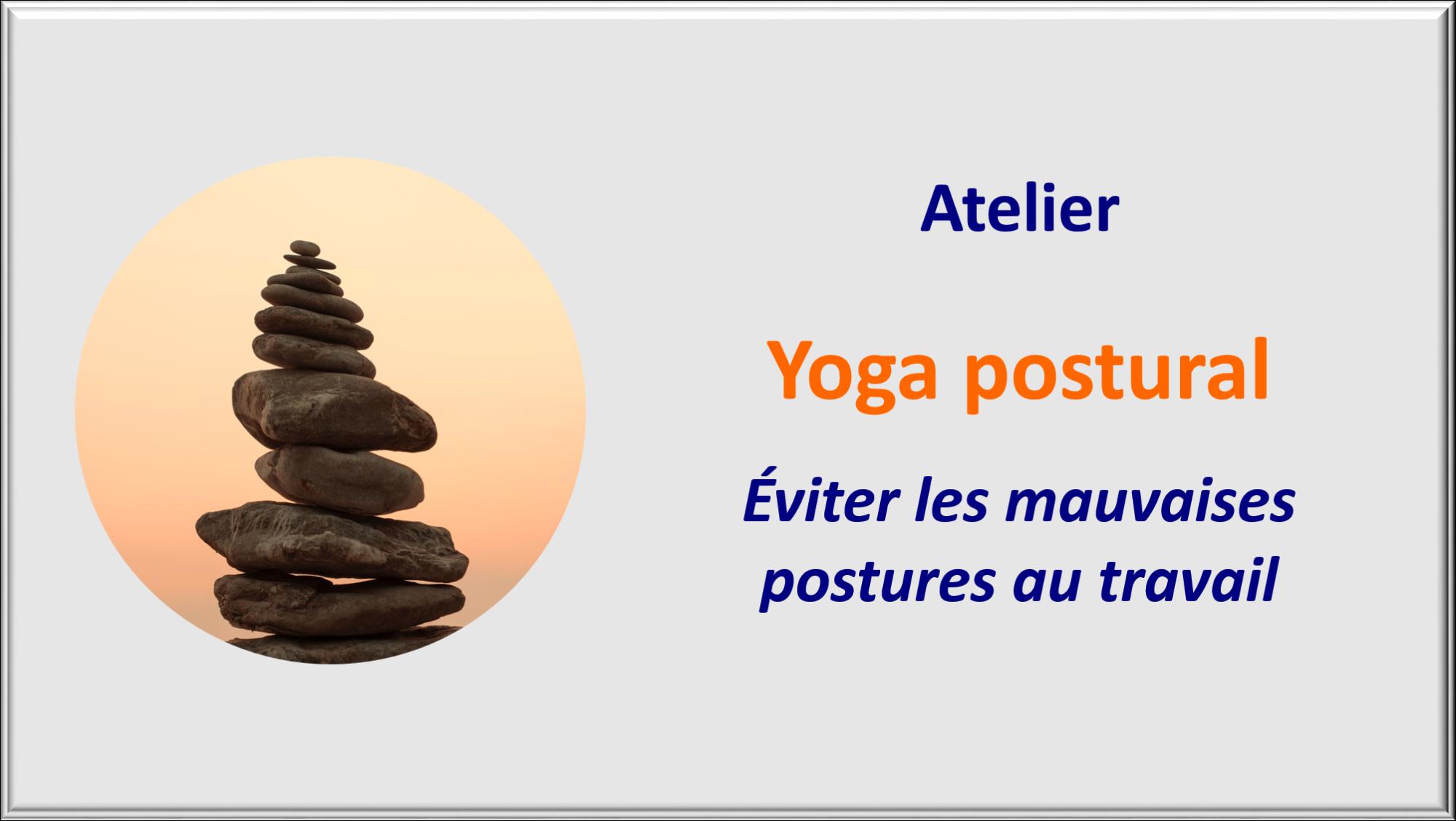 Atelier Yoga Postural