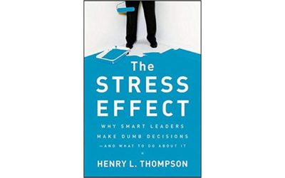 Henry Thompson – The Stress Effect (livre)