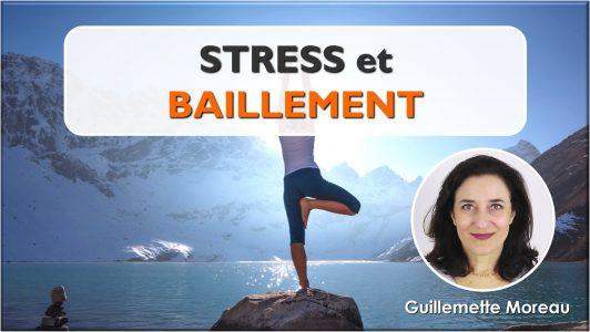 Stress et Baillement