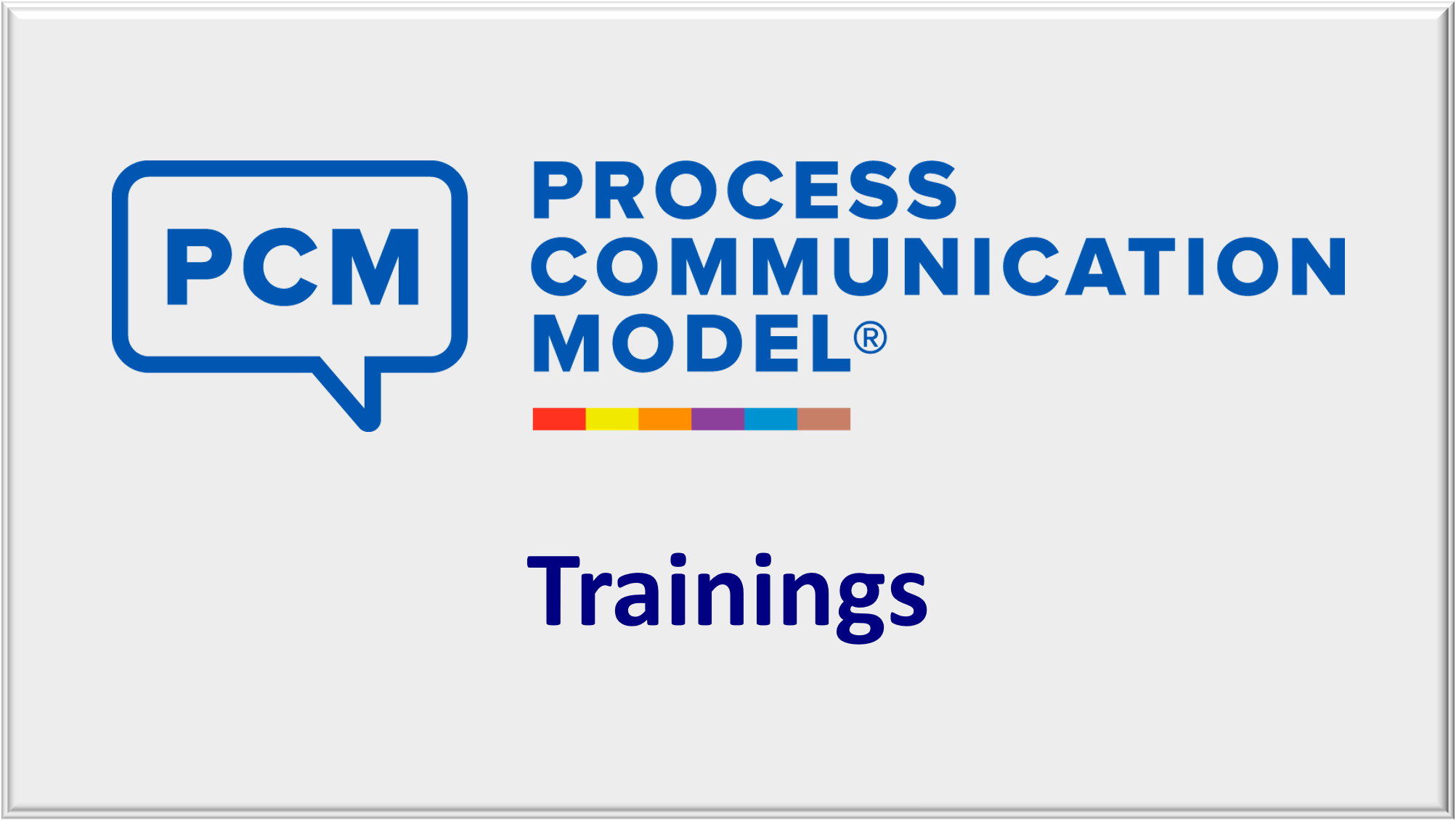 Process Communication Trainings