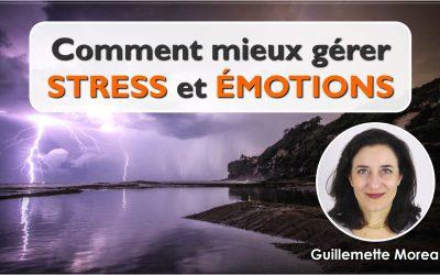 Comment mieux gérer Stress et Émotions