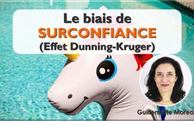 Le Biais de Surconfiance (Effet Dunning-Kruger)