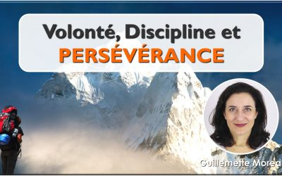 Volonté, Discipline et Persévérance
